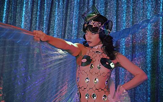 Hello again Burlesque Show II