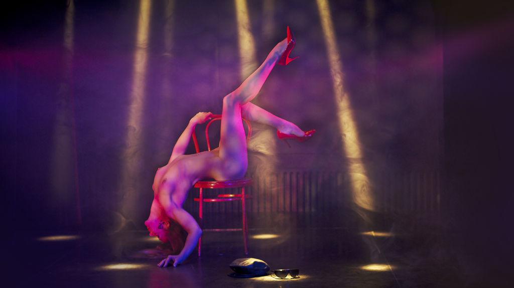 Burlesque & Nacktballett Deluxe - Kleine Nachtrevue